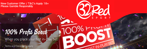 32Red Sport UK Free Bet