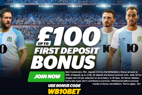 10Bet Sign Up Bonus