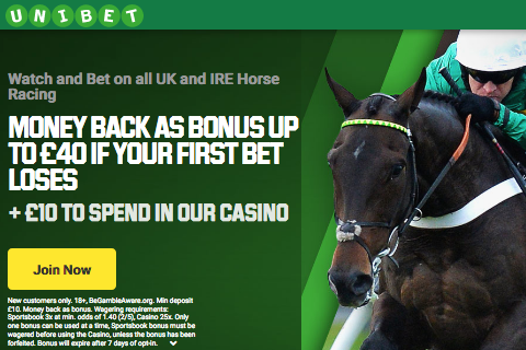 Unibet Sign Up Bonus