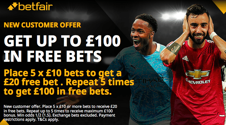 Betfair Odds Boosts