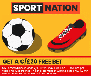 Create Your Bet & Earn £20 Extra At SportNation