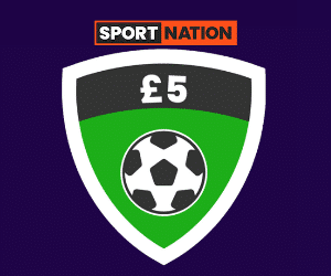 SportNation Free Bet Club – Get £5 Weekly